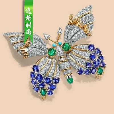 蒂芙尼(Tiffany) 美国高级珠宝 Jean Schlumberger 系列画册