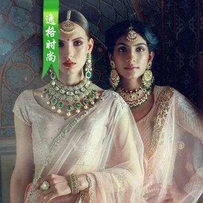 Raniwala 印度珠宝首饰品牌 1881系列画册