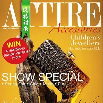 Attire Accessories 英国珠宝配饰专业杂志 2-3月号N10