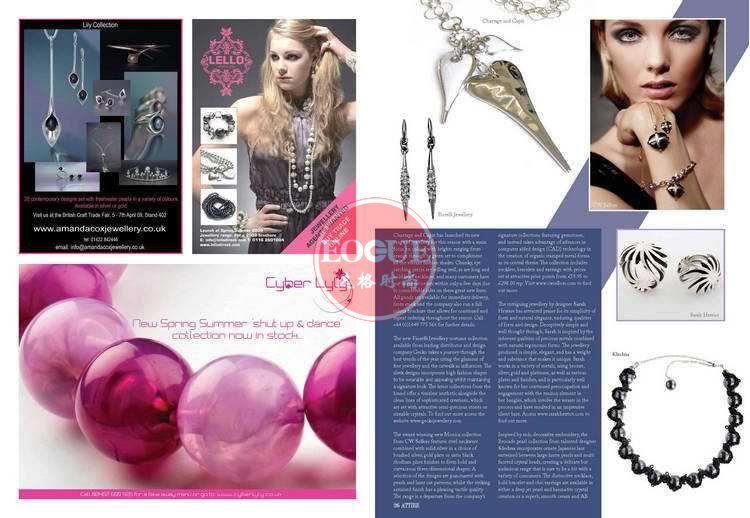 Attire Accessories 英国珠宝配饰专业杂志 4-5月号N11