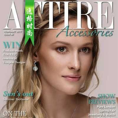 Attire Accessories 英国珠宝配饰专业杂志 1-2月号N62