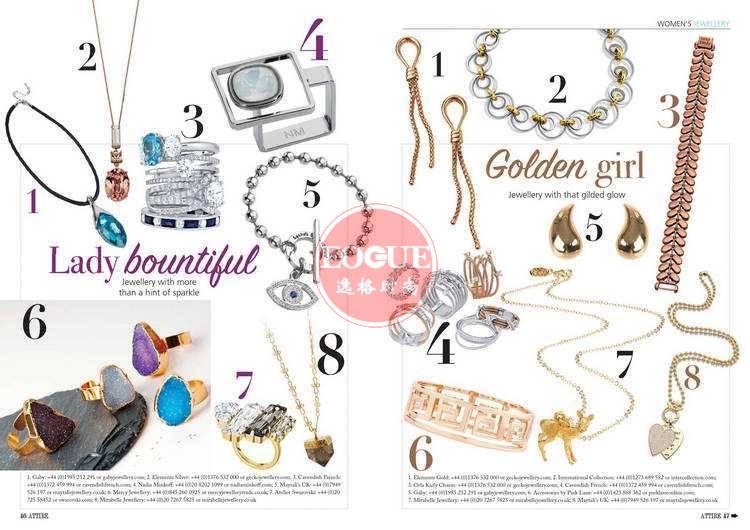 Attire Accessories 英国珠宝配饰专业杂志 3-4月号N63