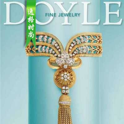 DOYLE 美国纽约高级珠宝专业杂志 6月号N1606