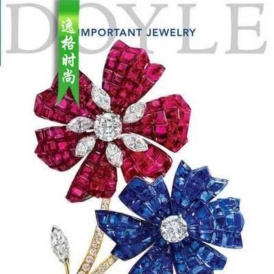 DOYLE 美国纽约高级珠宝专业杂志 10月号N1610