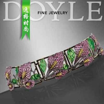 DOYLE 美国纽约高级珠宝专业杂志 5月号N1705
