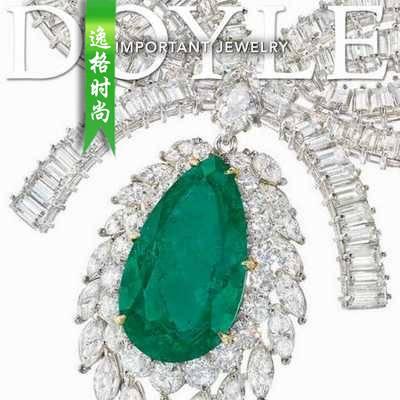 DOYLE 美国纽约高级珠宝专业杂志 10月号N1710