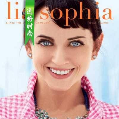 Lia Sophia 美国女性饰品专业杂志 春夏号