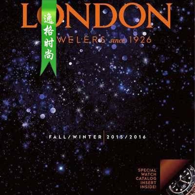 London Jewelers 美国彩宝首饰杂志秋冬号 N1509