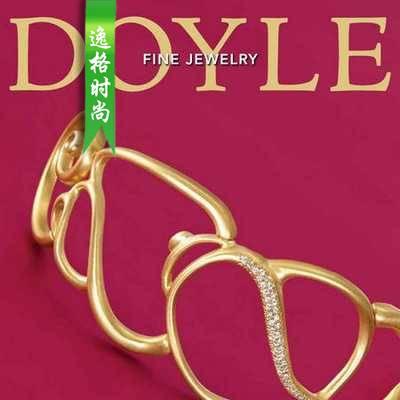 DOYLE 美国纽约高级珠宝专业杂志 2月号N1802