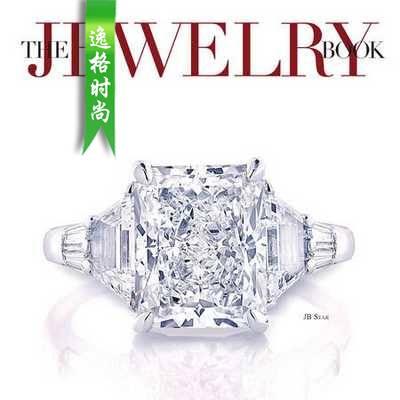 TJB 欧美婚庆珠宝首饰款式设计专业杂志 秋季号