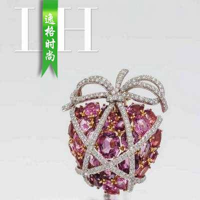 LH 美国珠宝首饰设计杂志 4月号N561