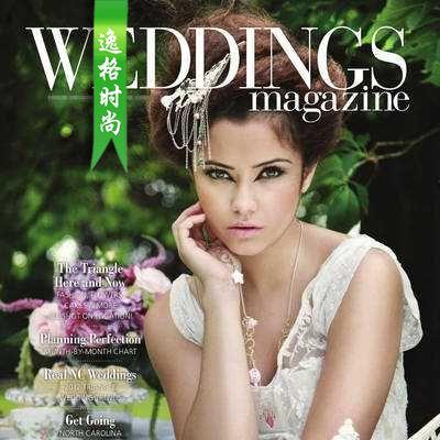 Weddings Magazine 美国婚庆婚纱礼服杂志 N12