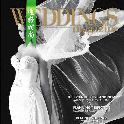 Weddings Magazine 美国婚庆婚纱礼服杂志 N15