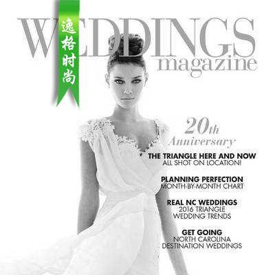 Weddings Magazine 美国婚庆婚纱礼服杂志 N16