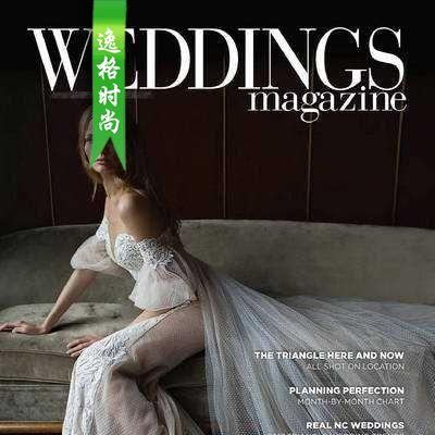 Weddings Magazine 美国婚庆婚纱礼服杂志 N17