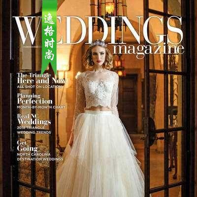 Weddings Magazine 美国婚庆婚纱礼服杂志 N18