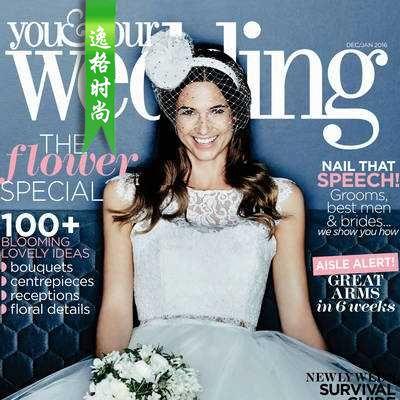 You & Your Wedding 英国时尚婚纱杂志冬季N1601