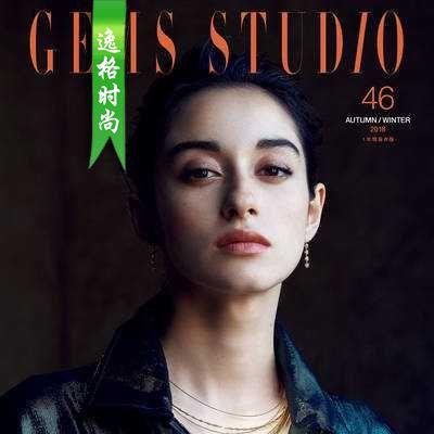 G.Studio 日本女性K金珠宝和珍珠饰品杂志 秋冬号N46