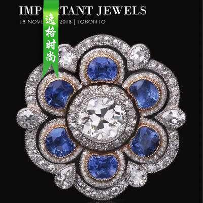 DFJ 加拿大珠宝首饰设计专业杂志 秋冬号N1811
