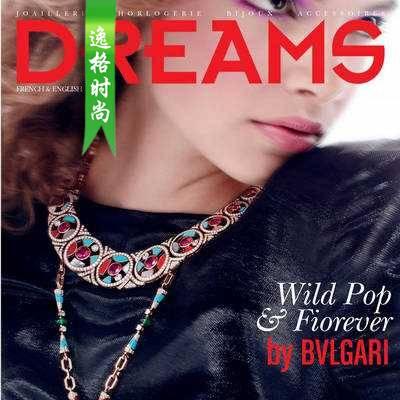 DREAMS 法国女性珠宝配饰专业杂志12月号 N1812