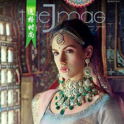 The J Mag 印度珠宝首饰杂志12月号 N1812