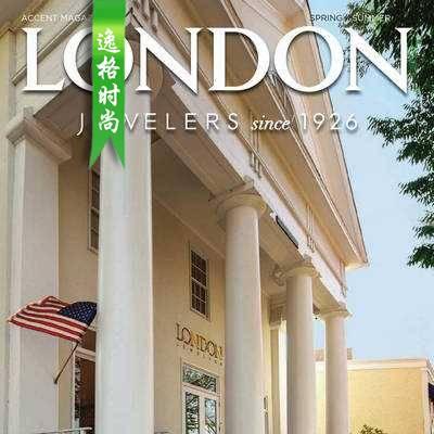 London Jewelers 美国彩宝首饰杂志春夏号 N1503