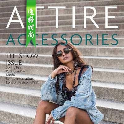 Attire Accessories 英国珠宝配饰专业杂志1-2月号N74