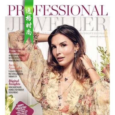 Professional Jeweller 英国专业珠宝首饰杂志2月号 N1902