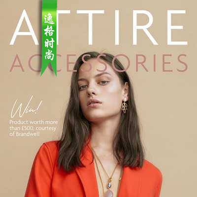 Attire Accessories 英国珠宝配饰专业杂志3-4月号N75