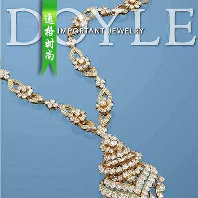 DOYLE 美国纽约高级珠宝专业杂志4月号 N1904