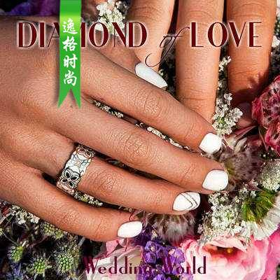 DOL 乌克兰婚庆珠宝首饰设计杂志6月号 N1706