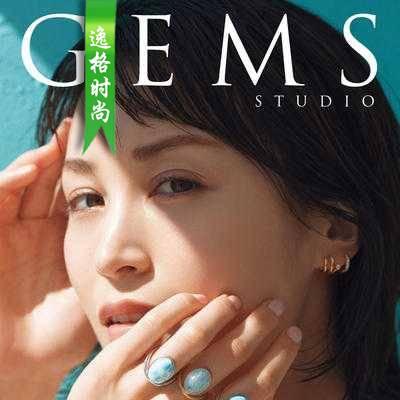 G.Studio 日本女性K金珠宝珍珠饰品杂志春夏号 N12