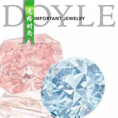 DOYLE 美国纽约高级珠宝专业杂志10月号N1910