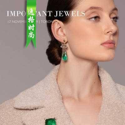 DFJ 加拿大珠宝首饰设计专业杂志秋季号N1909