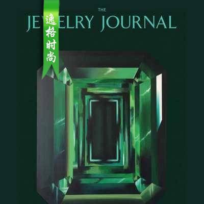 Jewelry Journal 美国彩宝首饰设计专业杂志5月号N1905