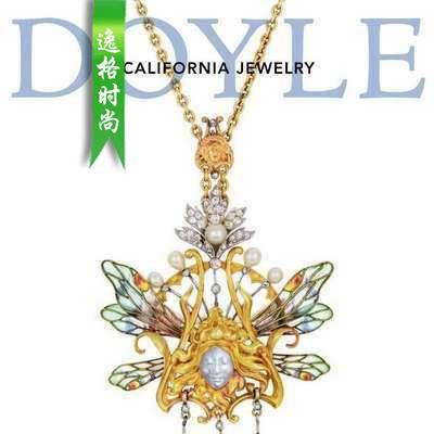 DOYLE 美国纽约高级珠宝专业杂志11月号N1911