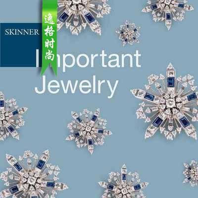 Skinner 美国珠宝首饰设计参考杂志12月号N1912