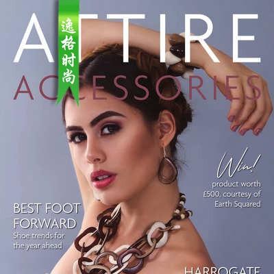 Attire Accessories 英国珠宝配饰专业杂志11-12月号N79
