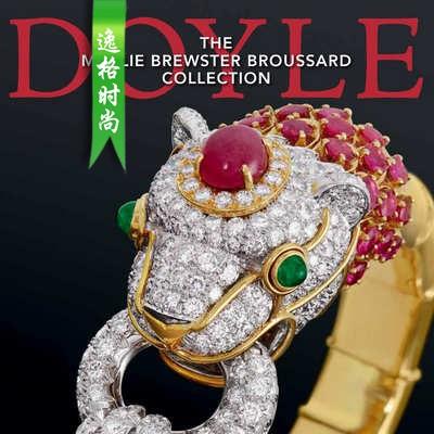 DOYLE 美国纽约高级珠宝专业杂志画册系列 N1912