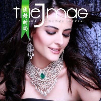 The J Mag 印度珠宝首饰杂志12月号N1912