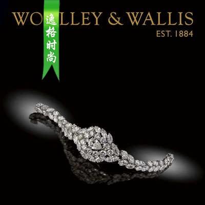 Woolley Wallis 英国古董珠宝首饰设计参考杂志12月N1912