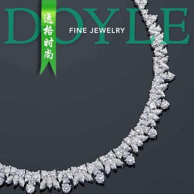 DOYLE 美国纽约高级珠宝专业杂志2月号N2002