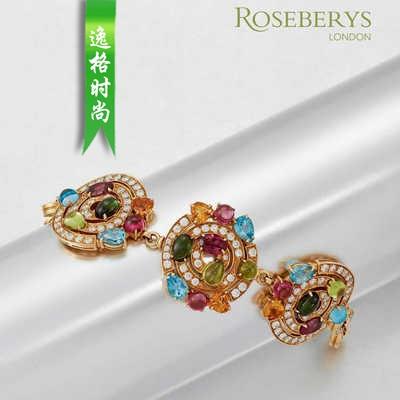 Woolley Wallis 英国古董珠宝首饰设计参考杂志2月N2002