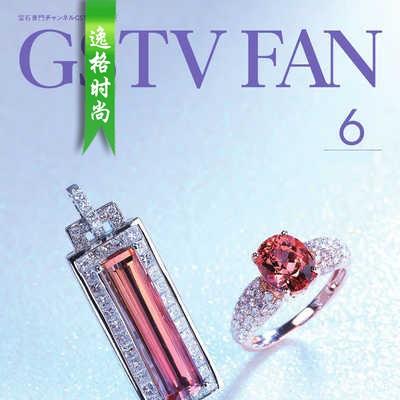 GSTV 日本专业珠宝首饰杂志6月号 N1906