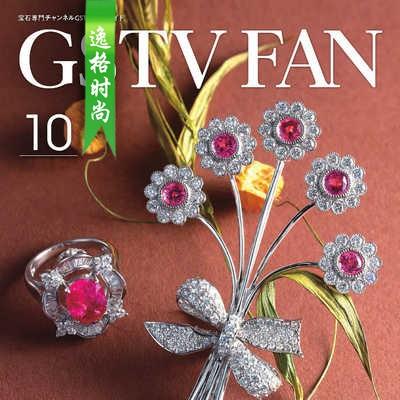 GSTV 日本专业珠宝首饰杂志10月号 N1910