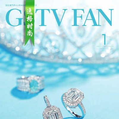 GSTV 日本专业珠宝首饰杂志1月号 N2001
