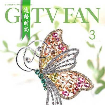 GSTV 日本专业珠宝首饰杂志3月号 N2003