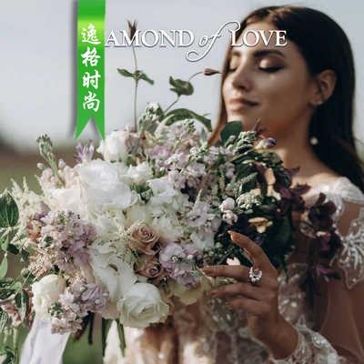 DOL 乌克兰婚庆珠宝首饰设计杂志3月号 N2003