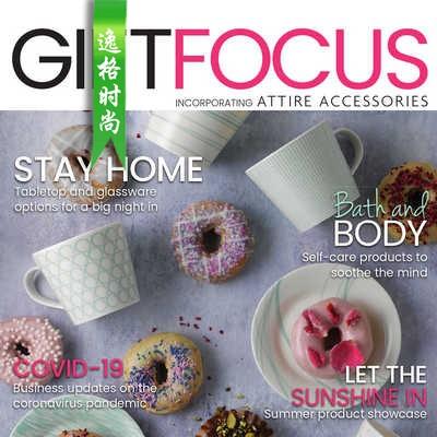 Attire Accessories 英国珠宝配饰专业杂志5-6月号N82