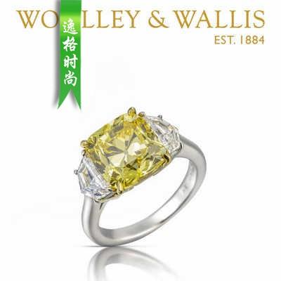 Woolley Wallis 英国古董珠宝首饰设计参考杂志7月N2007